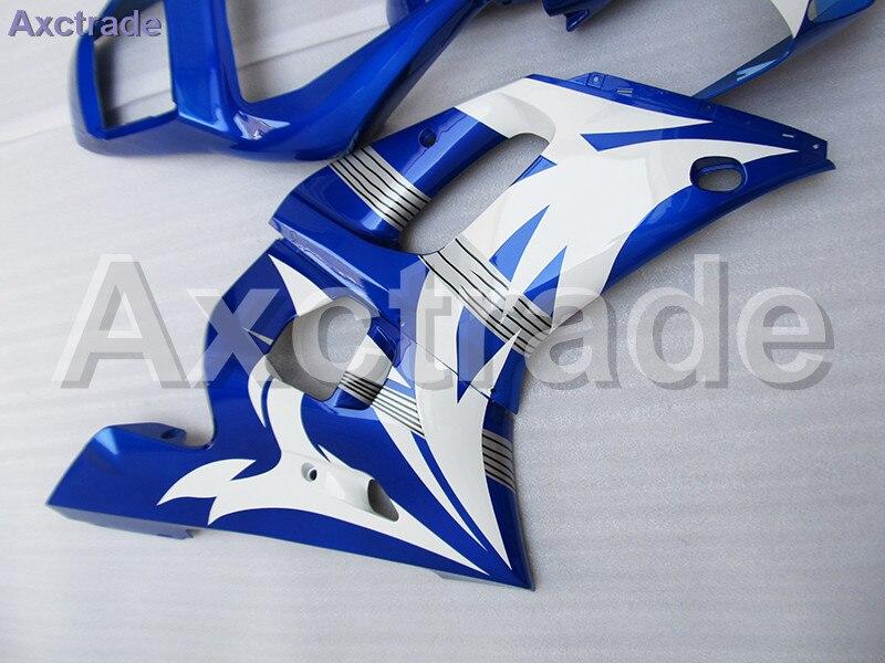 Moto Injection Mold Motorcycle Fairing Kit For Yamaha YZF600 YZF 600 R6 YZF-R6 1998-2002 98 - 02 Bodywork Fairings Custom Made