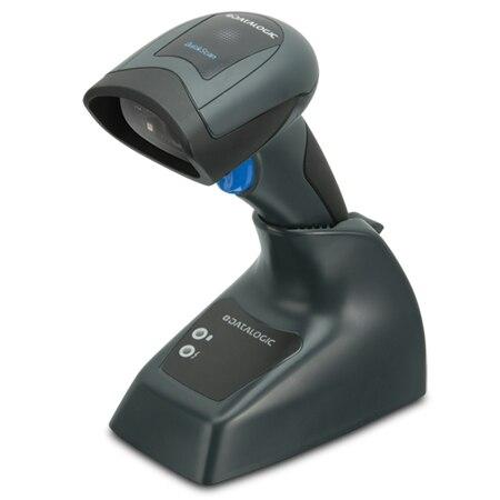 Oringinal datalogic сканирования QBT2430-BK-BTK1 quickscan QBT2430, Bluetooth, комплект, USB, 2D Imager, черный