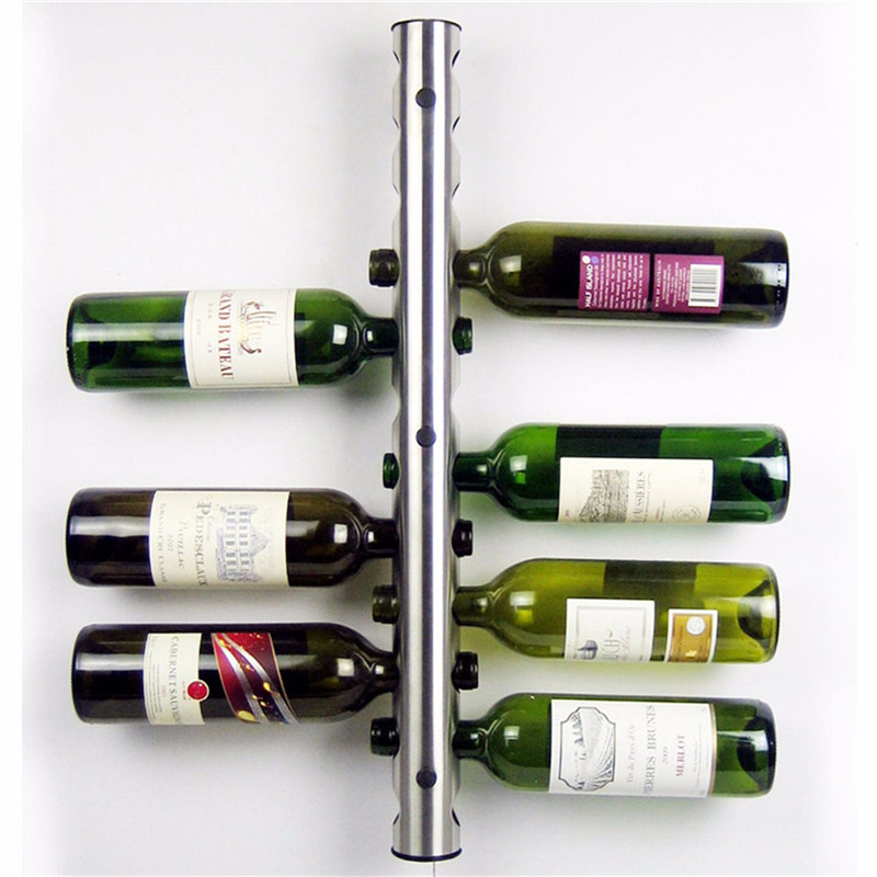 Metal Wine Racks Wall Mounted compare prices on metal wine racks wall mounted- online shopping