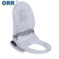 Умный разумный Туалет крышка сиденья биде воздуха сухой массаж heat clean ORR