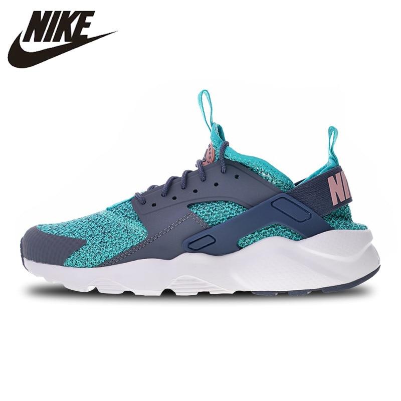 Nike Air Huarache Run Ultra Tessile Bianco Sport Runningg Scarpe Scarpe Da Tennis per Gli Uomini 847568-011 40-45