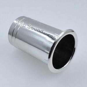 Image 2 - 2 個スピーカーポートチューブ低音サブウーファーステレオオーディオ反射チューブスピーカーベント 43 × 73 ミリメートル