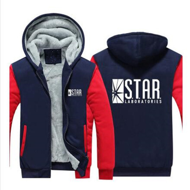 Exclusive S.T.A.R. Laboratories Jacket