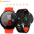 Original xiaomi huami amazfit inglês versão smart watch heart rate monitor de pulso ip67 bluetooth 4.0 + wi-fi esporte relógios inteligentes