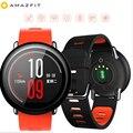 Original xiaomi huami amazfit inglês versão smart watch heart rate monitor de pulso ip67 bluetooth 4.0 + wi-fi esporte relógios inteligentes