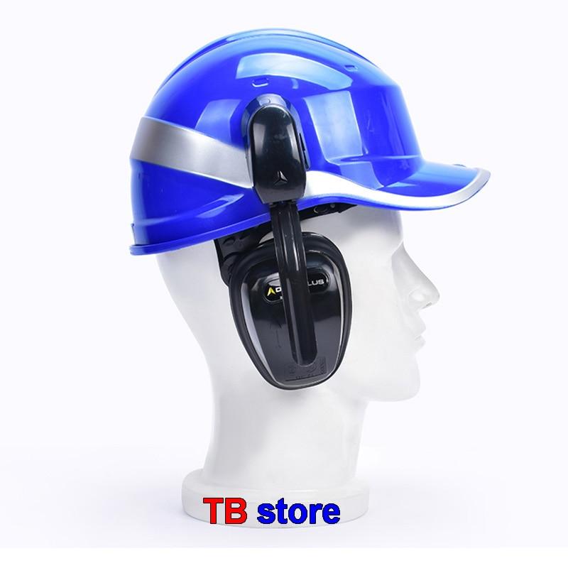 earmuffs prevenção de ruído 33db proteção integrada
