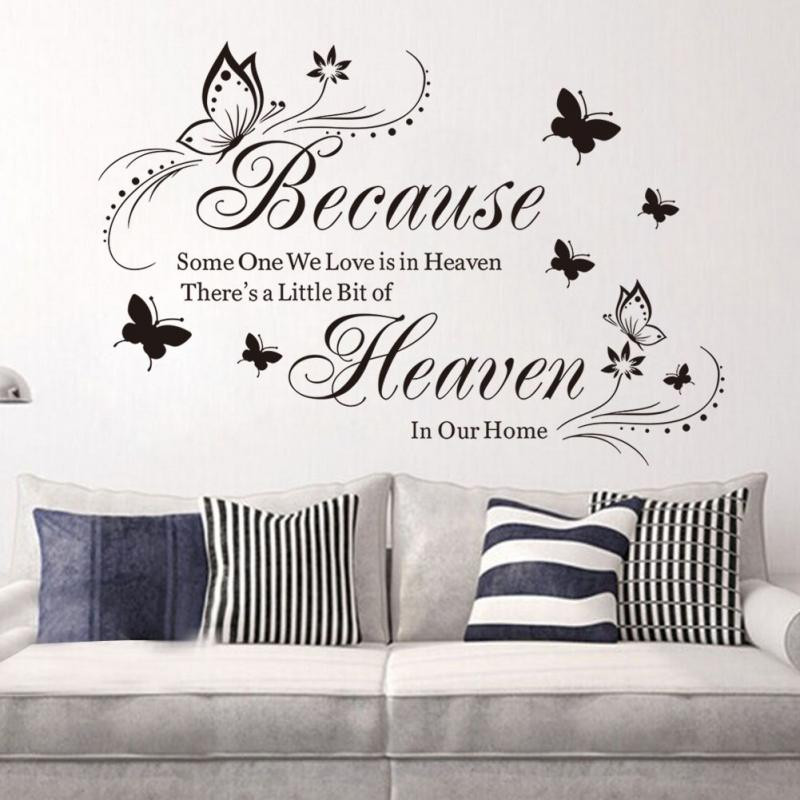 Family Rooms We Love: Online Get Cheap Heaven Quotes -Aliexpress.com