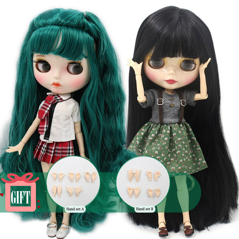 ICY Blyth Factory Doll Suitable For Dress Up By Yourself DIY Change BJD Toy Special Price