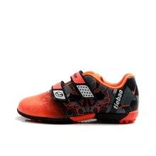 TIEBAO E76660 новые стильные уличные футбольные ботинки для мальчиков и девочек, детские футбольные бутсы, гоночные и тренировочные футбольные бутсы