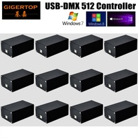 Fast Shipping 12 Units By Fedex HOT Martin 1024 USB DMX512 Cable Stage DMX Controller Martin