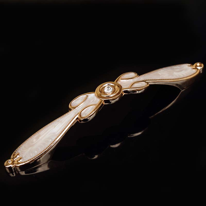 96mm 128mm modern fashion deluxe silver gold rhinestone wardrobe dresser door handle glass crystal kitchen cabinet drawer pull 96mm silver drawer kitchen cabinet handle stain nickel dresser cupboard door pull 128mm modern simple chrome furniture handle