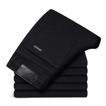 Black Grey Brands Jeans 3