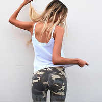 Sport Leggings Seamless Fitness Yoga Pants Women Sportswear S-XL Camouflage Ankle Length Yoga Leggings Sport Fitness Gym Wear