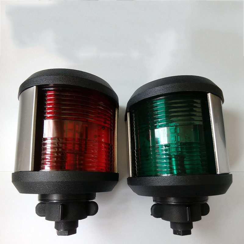 Atv,rv,boat & Other Vehicle 24v Marine Boat Bulb Light 25w Navigation Light Signal Lamp All Round 360 Degree Night Lighting