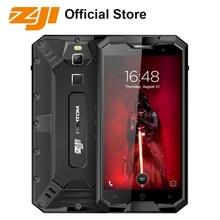HOMTOM ZOJI Z8 4250 mAh IP68 Cep Telefonu Parmak Izi 4G 1280*720 P 4 GB 64 GB MTK6750 octa çekirdek 13 + 16 MP Kamera SmartPhone