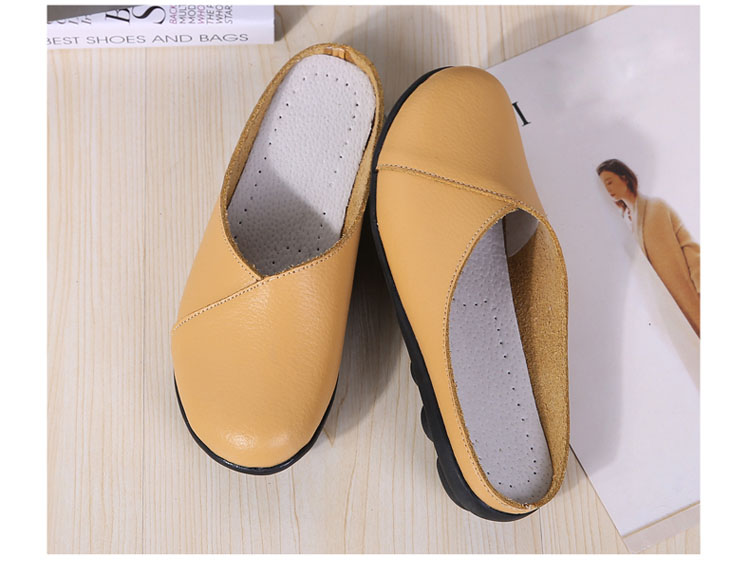 AH 9918-2018 New Women Flats Loafers Shoes-4
