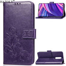 Phone Case For Oppo RX17 Pro Cover Flip Silicone Leather Wallet Funda R17