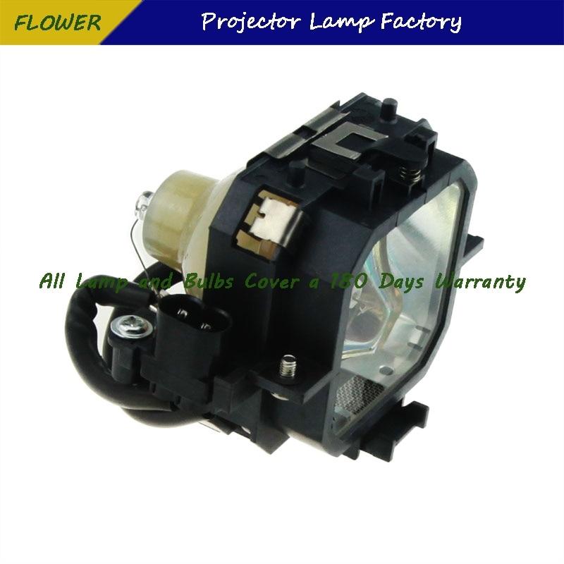 ELPLP18 новый проектор голой лампы с корпуса для EPSON EMP 530/EMP720/EMP 730 V13H010L18