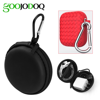 Earphone Case For AirPods Airpod Funda Cover Headphones Case Bag Wireless Earphone Protective Soft Silicone Case For Air pod