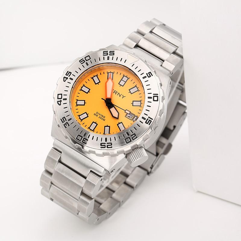 Berny Mannen Horloge Automatische Mechanische Heren Horloges Mode Top - Herenhorloges - Foto 3