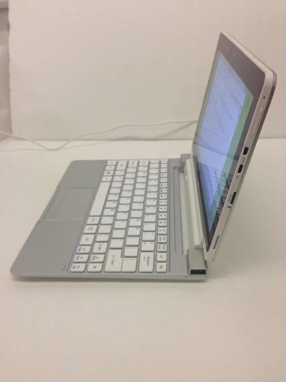 Keyboard Asli untuk Acer Iconia W510 W510P W511 W511P 10.1 ''Docking Keyboard Ekstensi Base Bahasa Rusia