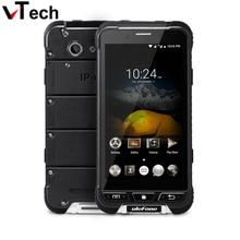 Оригинал Ulefone БРОНЯ 4.7 дюймов HD 1280×720 MTK6753 Octa Ядро Android 6.0 водонепроницаемый ip68 Прочный телефон 6753 3 + 32 г ОТА 13MP 4 Г