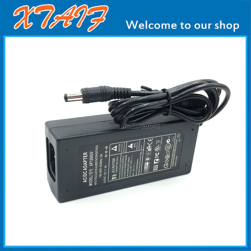 4587f8800cb52 US $6.54 5% OFF 12V 4A AC Adapter Charger For HP 2311X 2311F 2311CM LED LCD  Monitor Power Supply-in AC/DC Adapters from Consumer Electronics on ...