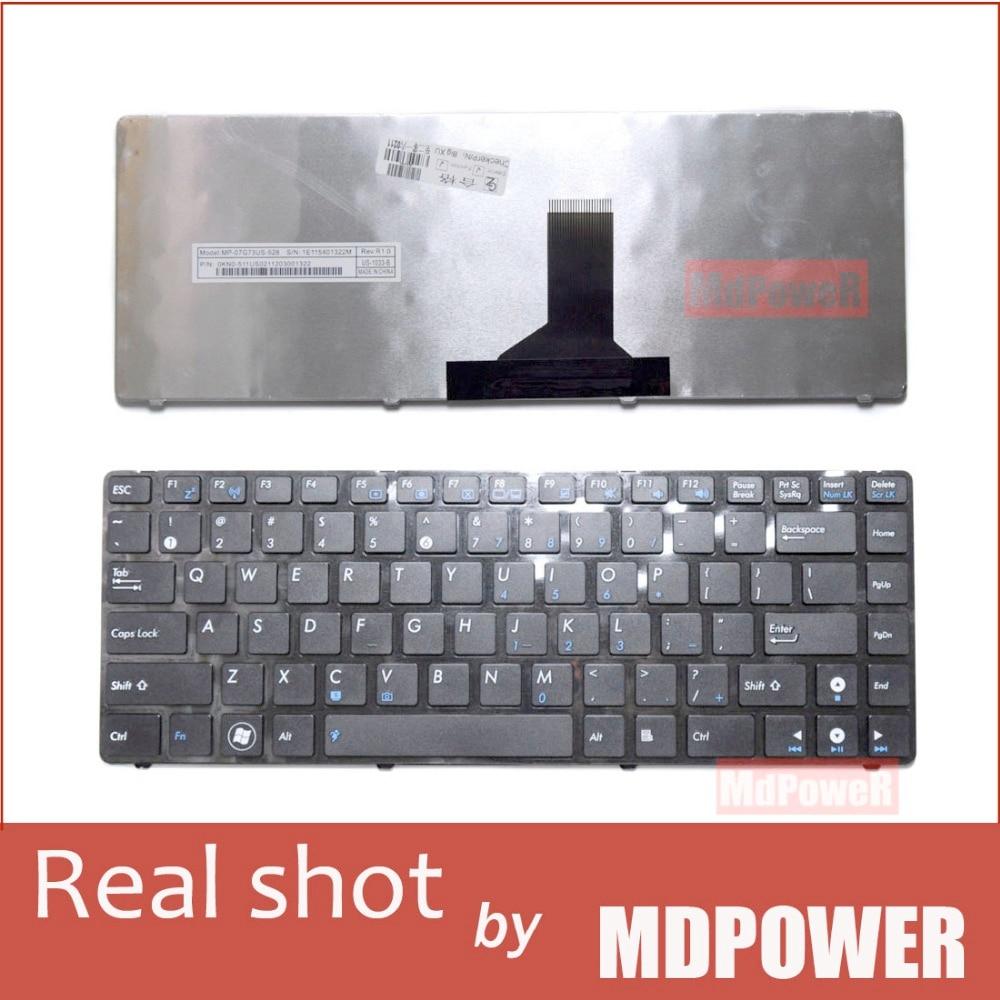 FOR ASUS A43 A42 N82 A42JC X43 K43E K43SA P42J A84S keyboard