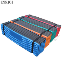 ENNJOI 190x57cm Single Camping Mat Outdoor Foldable Moisture Proof Ultralight Foam Egg Slot Picnic Blanket Beach