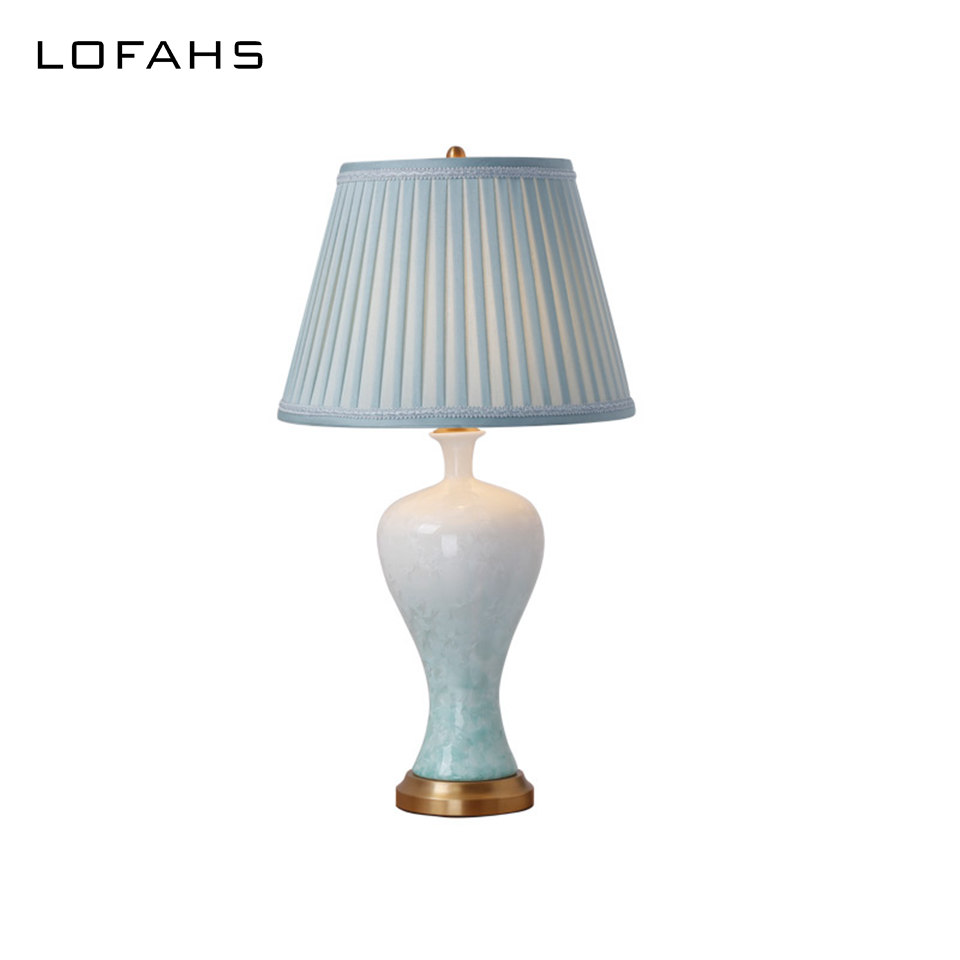 Table lamp Hand painted in Jingdezhen porcelain desk light for bedroom chinaware bed lamp deco living room maison YX6073Table lamp Hand painted in Jingdezhen porcelain desk light for bedroom chinaware bed lamp deco living room maison YX6073