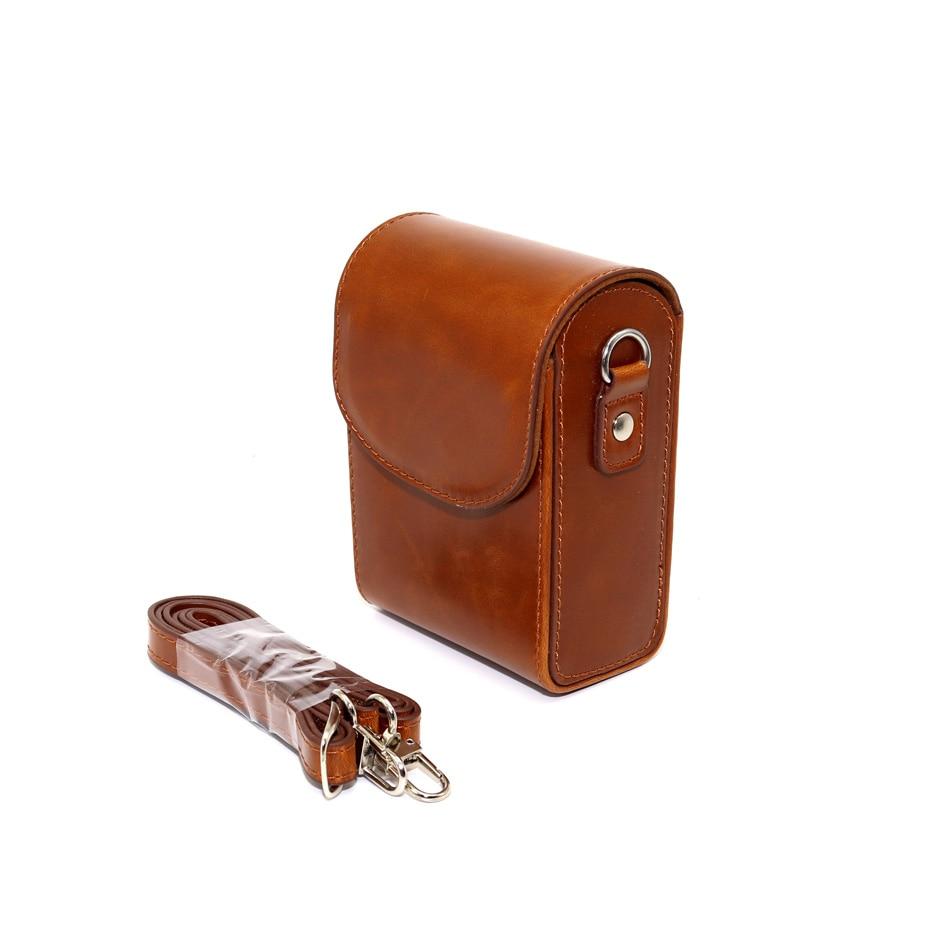 Camera/video Bags Friendly Pu Leather Camera Case For Canon Powershot G9x G7x G7x Mark Ii S120 Sx600 Ixus 275 G16 Sx720 Sx710 Sx700 Sony Rx100 Iii Ii V Iv