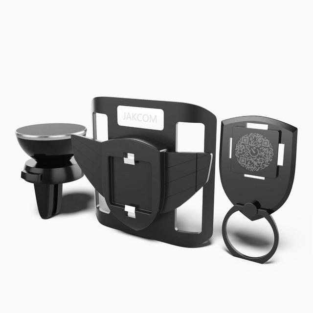 JAKCOM SH2 Smart Holder Set 2018 Hot New Trending Of Mobile Phone Holders phone accessories mobile ring holder