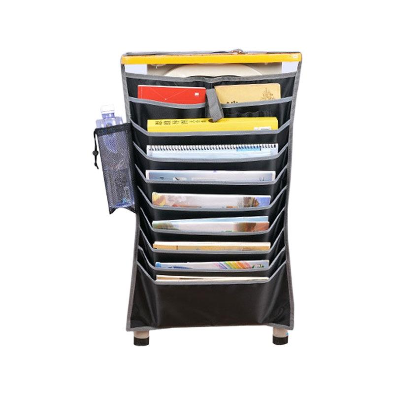 Új állítható asztali tankönyvek Szervező táska asztali - Szervezés és tárolás - Fénykép 6