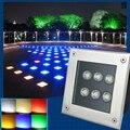 3 Вт/4 Вт/5 Вт/6 Вт/9 Вт/12 Вт/16 Вт/24 Вт/30 Вт/36 Вт наружный светодиодный подземный светильник водонепроницаемый IP65 закалённое стекло