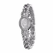 ASJ Senhoras Retro Relógio Moda Relógio de Luxo Com Diamantes de Flash das Mulheres Decorativas