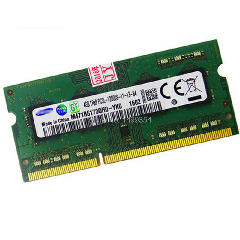 New Universal Laptop RAMs DDR3L 1600MHz 2GB 4GB 8GB Memory Chip Bar Card RAM For Lenovo/Samsung/Sony/HP/DELL/ASUS/ACER/TOSHIBA
