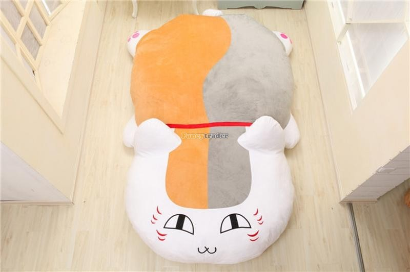 Fancytrader 210cm X 150cm Huge Giant Cute Cat Tatami Bed Carpet Sofa, Gift For Girls, Free Shipping FT90287 (5)