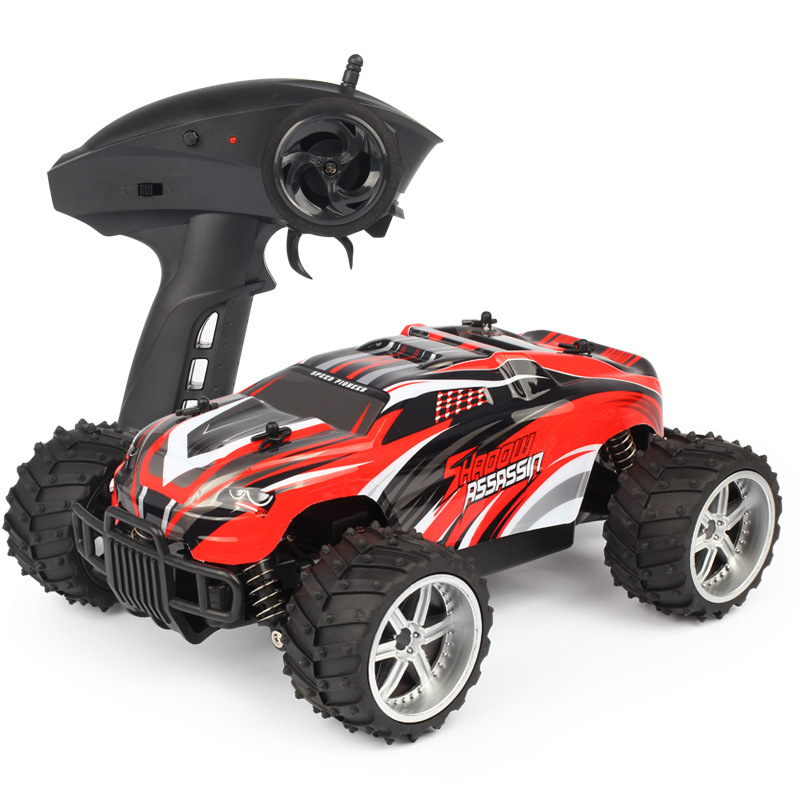 1:16 RC Car 20+ Km/H High Speed Off Road Remote Control Racing Car 4WD 2.4Ghz Radio Controlled Buggy Racing Toy Electric Vehicle