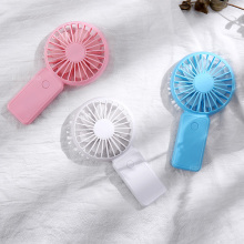 Kbaybo Mini Fan 800ma  Rechargeable USB Portable Handheld 3-Speed Cooling Cooler