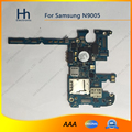 Abierto de trabajo para samsung galaxy note3 note 3 n9005 16 gb placa lógica motherboard con chips