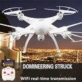 L15 Set alta WIFI RC FPV Quadcopter Drone Profesional de Transmisión en tiempo Real Tripulados