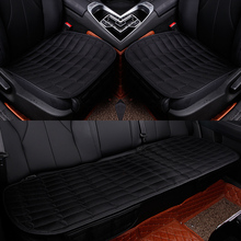 цена на Car Seat Cushion auto Seat Cover Pad Front Back Seat cover auto accessories car styling  Front Rear Seat Mat Cover Pads Chair