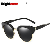 New Sunglasses Foreign Trade Trend Polarized Light Sunglasses Colorful Restore Ancient Ways Sunglasses Oculos De Sol