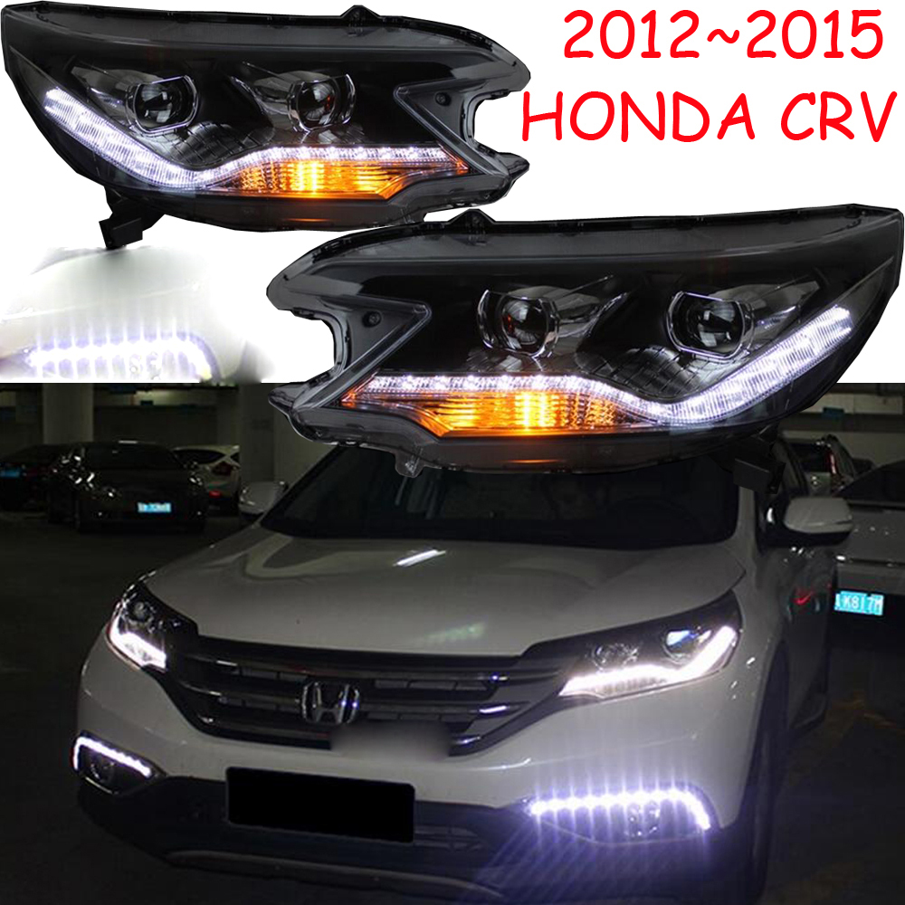 HID,2012~2015,Car Styling for CR Headlight,insight,MDX,Passport,ridgeline,pilot, Delsol,CR head lamp