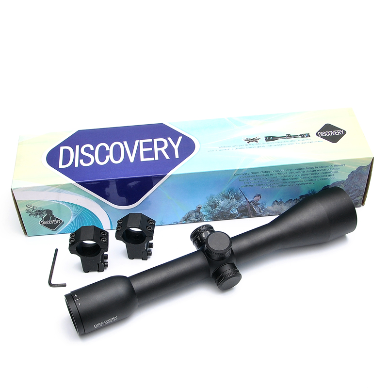 Discovery VT 2 10X44 SF Scope For Rifle Fiber Optic Rifle Scope Airsoft Gun Hunting font
