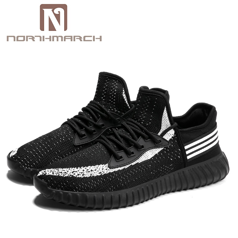 5162409b9 NORTHMARCH 2018 Shoes Men Fabric Is Breathable Tenis Masculino Adulto Sneakers  Men Shoes Casual Ultras Boosts