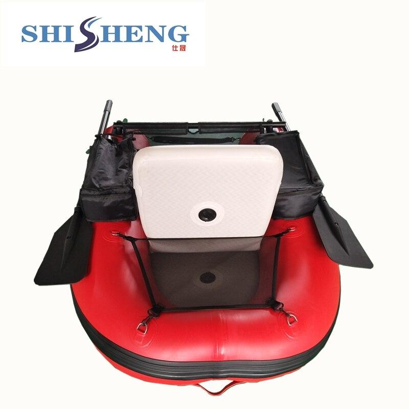 Fabricación de barco inflable/barco de pesca con alta calidad Venta caliente vientre barco - 5