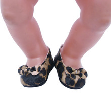 43 cm  doll shoes suitable for babies, children the best birthday present. G68-G69