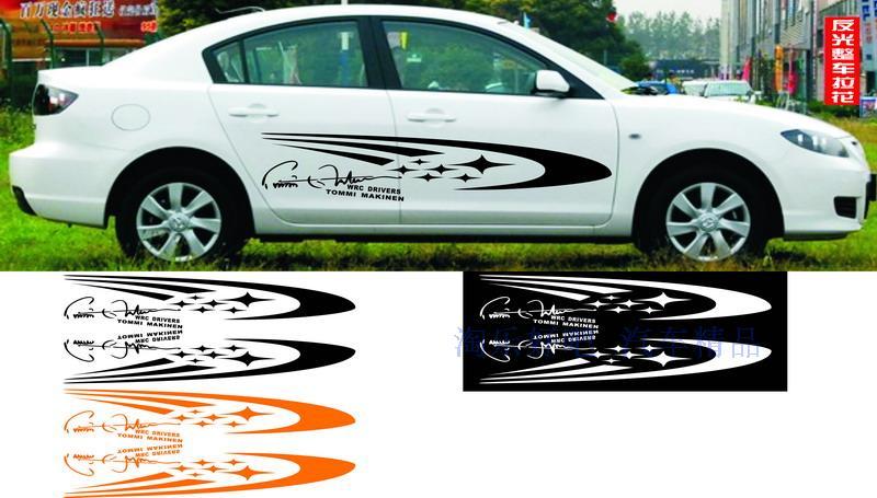 Wrc Vinyl PromotionShop For Promotional Wrc Vinyl On Aliexpresscom - Promotional car custom vinyl stickers