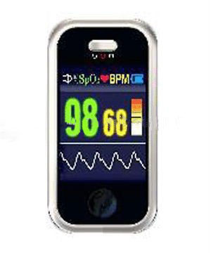 CE Finger Tip Pulse Oximeter OLED Display Blood Oxygen Saturation SpO2 Digital PR PI Pulse Heart Rate Monitor AH-50H oled pulse finger fingertip oximeter blood spo2 pr heart rate monitor